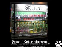 Sports Entertainment Demo by NodLupetianWolf