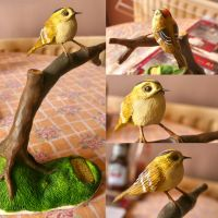 Goldcrest by Kiardra