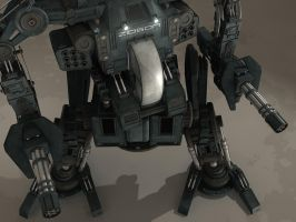 Zioson Assault Mech 6.0.2 by Geffex