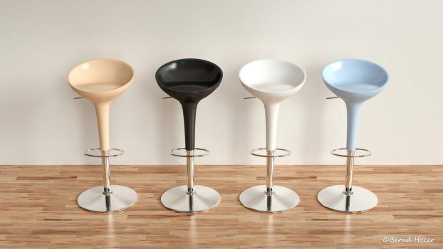 Furniture rendering database part 001a by Bernd-Haier