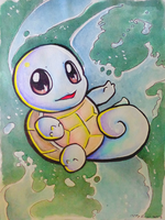 Squirtle by G-gG