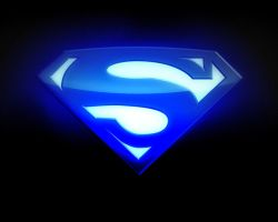 superman by colourPD