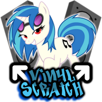 Vinyl Scratch TF2 Spray by ThaddeusC