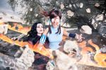 Avatar Korra and Asami - Cosplay Photography by CorneliaGillmann