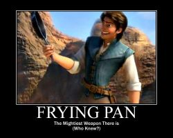 Frying Pan by Lockpine
