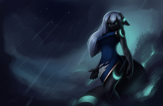 Storm [Commission] by ItsWolven