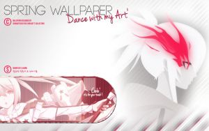 Spring Wallpaper Of 2012 by ShinDatenshi