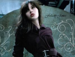 Felicity Jones Wall-2 by craneo242
