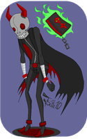 Grim The Keeper by Tsiki10