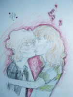 Terry and Jack kissing by beriquito