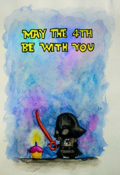 May the 4th be with you by AikoGabrielle