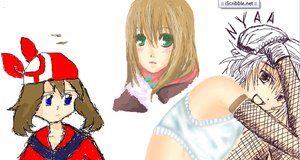 Random Iscribble session by Lordviral
