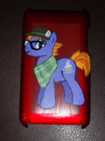 Hipster Brony Ipod Case by spot1the2dog3