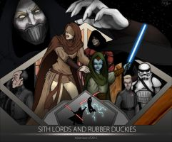 Our d20 Star Wars Campaign by The-Unj
