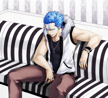 Grimmjow. G Bling by xync