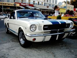 Mustang GT350 by DIMITRIS