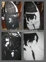 Ruki and Aoi Totebag by Sammo6661Deth