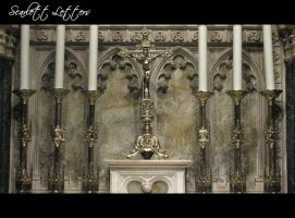 Altar by Scarlettletters