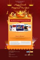Diwali Newsletter by prkdeviant