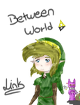 Between Worlds Link (and Rabio) by MariaCool1234