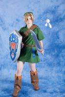 Young Link Cosplay - AB 09 by Misakochan