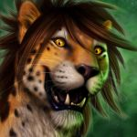 Icon Commission - A Laugh a Day by jocarra