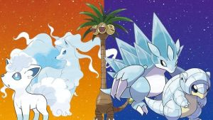 New Alola Forms by GBHtrain