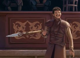 GoT Oberyn Martell by Nervaa