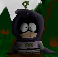 Mysterion 8D by JenMysterion
