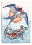 ACEO: Air and Water by emla