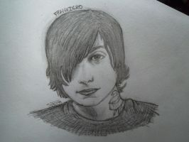 Frank Iero by CrashDiamond