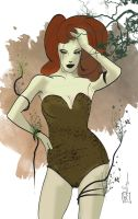 DSC_Poision Ivy by CartoonCaveman