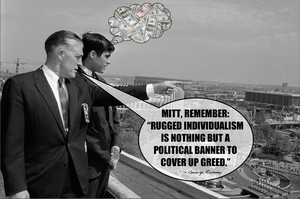 Fatherly Advice. . .Apparently Ignored by poasterchild