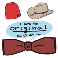 bowtie = original cool by celina-tamwood