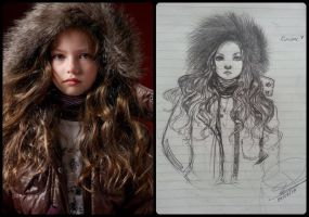 Renesmee Cullen by Averary