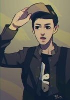 Chanyeol by Pernilles