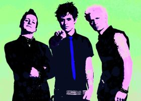 Green day Pop Art by FFgeek97116