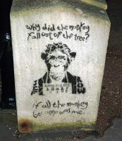 Not Another Banksy by ajuk