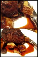 Steak by ulaska