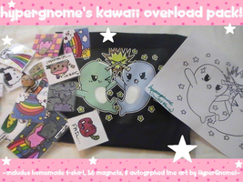 OLD LISTING:Kawaii Overload Pack by Crystal-Moore
