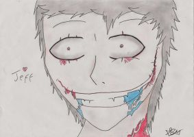 Jeff The Killer by ilovewheatley