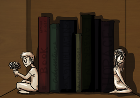 Book Ends by IEatYourHead