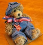 Scented wax dipped bear... by doilydeas