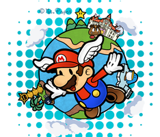 Super Paper Mario 64 by Mr--Paper