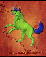 Autumn sparkl by Diana-Silver-Wolf