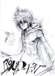 Sketch: Roxas for Cloud-Env by Hyuei