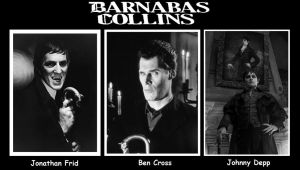 The Many Faces of Barnabas Collins by RetardMessiah