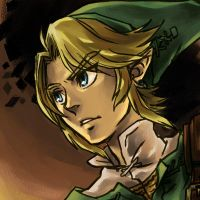 Link at Twilight Princess by Sii-SEN