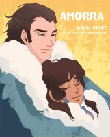 Amorra- A New Start by CondorJun