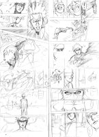Old naruto pages by TAKORUone